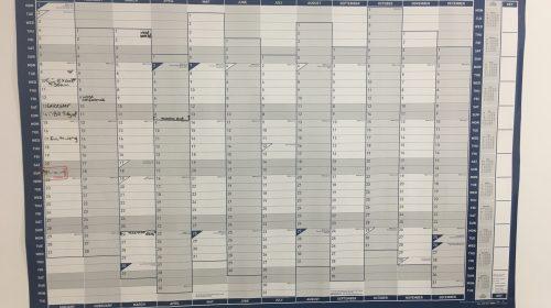 My 2018 Year Planner